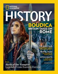 National Geographic History - September 2019