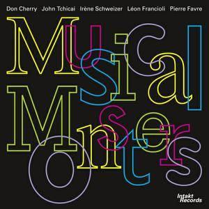 Don Cherry, John Tchicai, Irene Schweizer, Leon Francioli, Pierre Favre - Musical Monsters (2016) {Intakt}