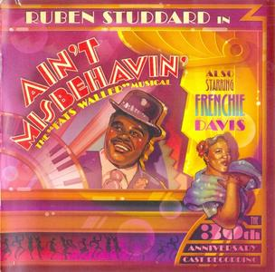 Ruben Studdard And Various - Ain't Misbehavin' (The 30th Anniversary Cast Recordings) (2CD) (2009)