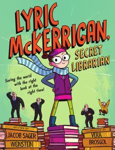 Lyric McKerrigan, Secret Librarian (2018) (Digital-Empire