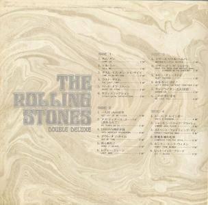 The Rolling Stones - Double Deluxe (1970) [Vinyl Rip 16/44 & mp3-320]