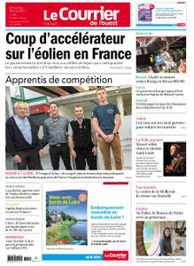 Le Courrier de l'Ouest Cholet – 30 mai 2021