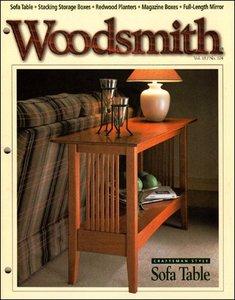 Woodsmith - April 1996 (N°104)