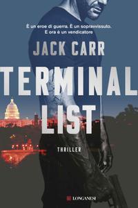 Jack Carr - Terminal list