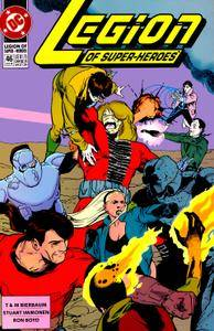 Legion of Super-Heroes 46 1993-08 54131