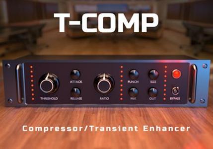 Audio Assault T-Comp v1.0.0 WiN OSX