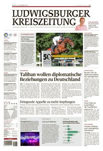 Ludwigsburger Kreiszeitung LKZ - 06 September 2021