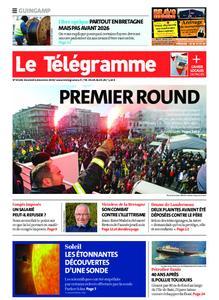 Le Télégramme Guingamp – 06 décembre 2019