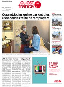 Ouest-France Édition France – 04 août 2021