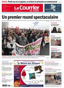 Le Courrier de l'Ouest Nord Anjou – 06 décembre 2019