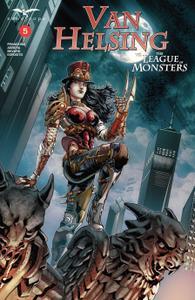 Van Helsing vs the League of Monsters 05 of 06 2020 digital The Seeker