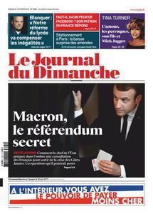 Le Journal du Dimanche - 03 février 2019
