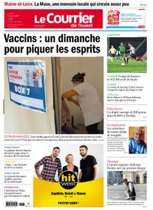 Le Courrier de l'Ouest Cholet – 08 mars 2021