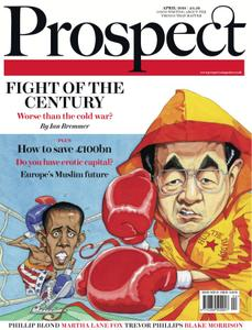 Prospect Magazine - April 2010