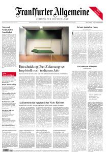 Frankfurter Allgemeine Zeitung - 2 Dezember 2020