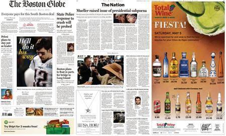 The Boston Globe – May 02, 2018