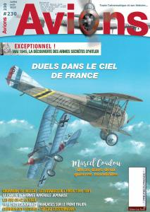 Avions - Juillet-Août 2019