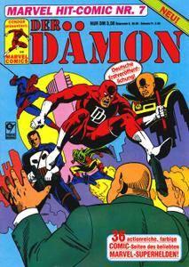 Marvel Hit Comic 07 - Der Daemon