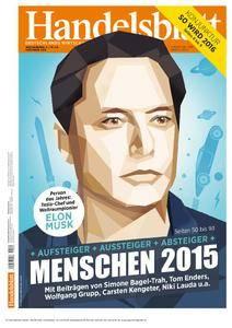 Handelsblatt - 11. Dezember 2015
