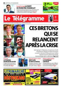 Le Télégramme Guingamp – 30 mai 2020
