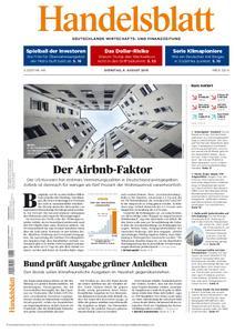 Handelsblatt - 06. August 2019
