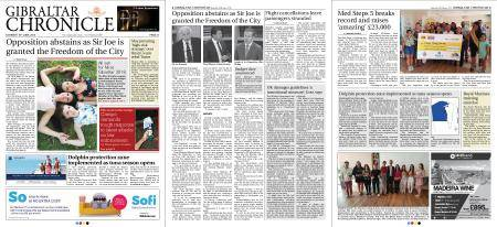 Gibraltar Chronicle – 16 June 2018