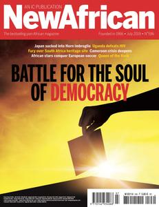 New African - July 2019
