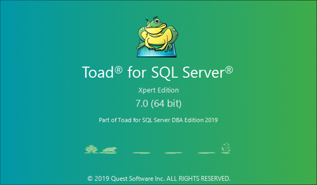 Toad for SQL Server 7.0.4.45 Xpert Edition (x86 / x64)