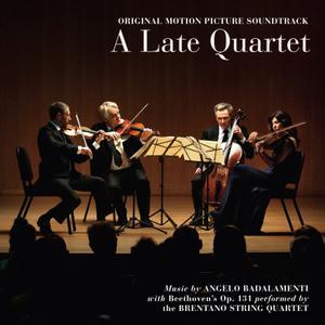 Brentano String Quartet - Angelo Badalamenti, Beethoven: A Late Quartet [Original Motion Picture Soundtrack] (2012) [24-96]