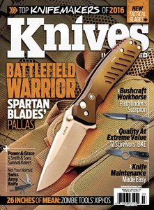 Knives Illustrated - March-April 2016