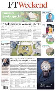 Financial Times UK - June 27, 2020