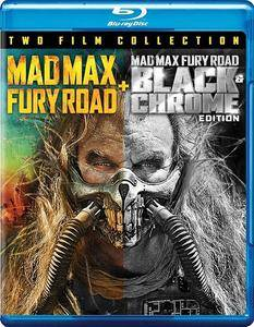 Mad Max: Fury Road (2015) [Black and Chrome Edition]