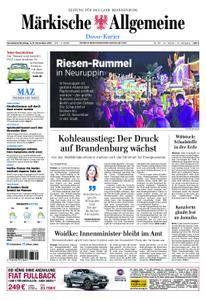 Märkische Allgemeine Dosse Kurier - 04. November 2017