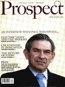 Prospect Magazine - December 2004