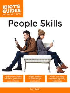 Idiot's Guides: People Skills (repost)