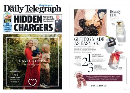 The Daily Telegraph (Sydney) – May 02, 2019