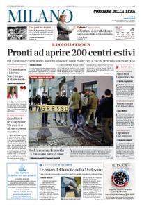 Corriere della Sera Milano – 01 giugno 2020