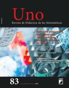 Uno. Didáctica de las Matemáticas - enero 2019