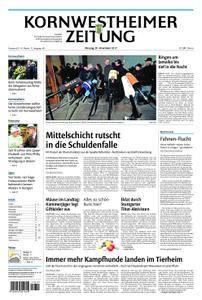 Kornwestheimer Zeitung - 20. November 2017