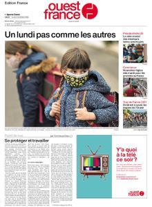 Ouest-France Édition France – 02 novembre 2020