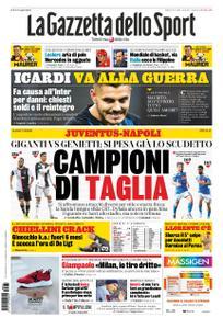 La Gazzetta dello Sport Roma – 31 agosto 2019