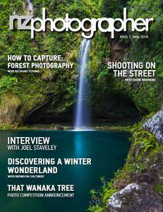 NZPhotographer - May 2018