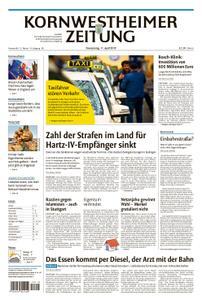 Kornwestheimer Zeitung - 11. April 2019