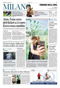 Corriere della Sera Milano – 14 luglio 2019