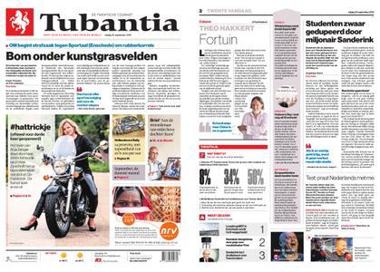 Tubantia - Enschede – 20 september 2019