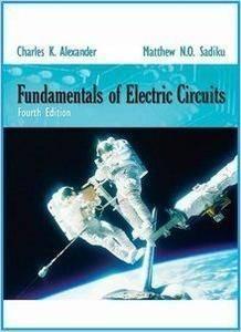 Fundamentals of Electric Circuits (Repost)