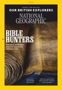 National Geographic UK - December 2018