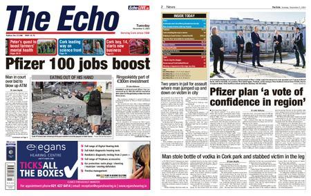Evening Echo – November 03, 2020
