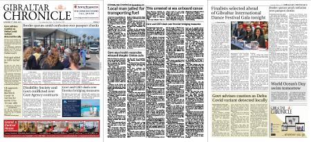 Gibraltar Chronicle – 05 June 2021