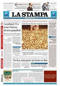 La Stampa Torino Provincia e Canavese - 1 Marzo 2018